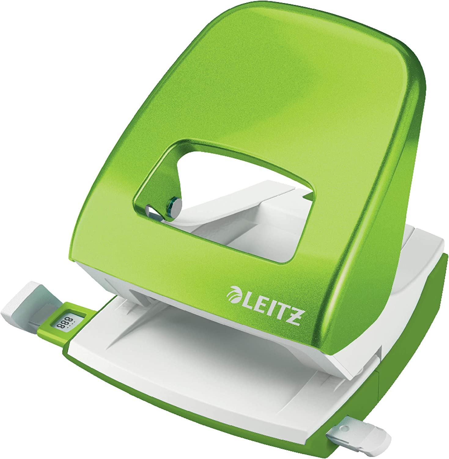 Leitz 50082054 Hole Punch 30 Sheets Format Bar with Classic Guide Mark Popular brand in the world