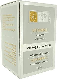 Global Beauty Care Vitamin C Face Cream - 1.7 oz