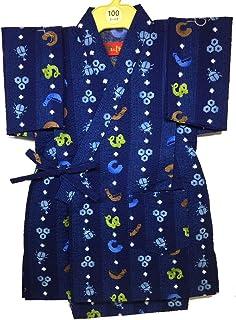 甚平 子供 日本製 キッズ 女の子 男の子 かまわぬ 浴衣 リップル 甚平セット かわいい 柄甚平 和柄 ベビー甚平 夏 ベビー 女児 男児 幼児 園児 小学生 赤ちゃん