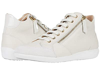 Geox Myria 93 (Off-White) Women