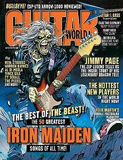 guitar world subscription