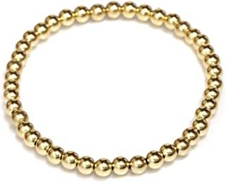 Best white gold stretch bracelet Reviews