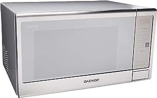 Daewoo KOR-18GM Horno Microondas Inverter, 1.8, Espejo, color, Espejo, pack of/paquete de 1