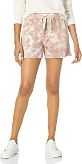The Drop Women's Michaela Fleece Side Slit Short