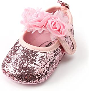 glitter chocolate shoes