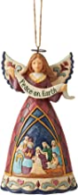 Enesco Jim Shore Heartwood Creek Nativity Angel Figurine