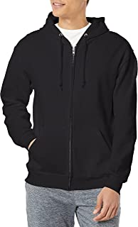 Jerzees mens Fleece Full-Zip Hooded Sweatshirt Hooded Sweatshirt