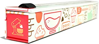 ChicWrap Baker's Tools Parchment Paper Dispenser with 15