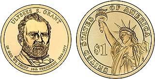ulysses s grant dollar
