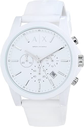 Armani Exchange Homme Chronographe Quartz Montre