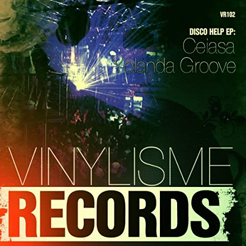 Disco Help EP by Yolanda Groove Ceiasa on Amazon Music