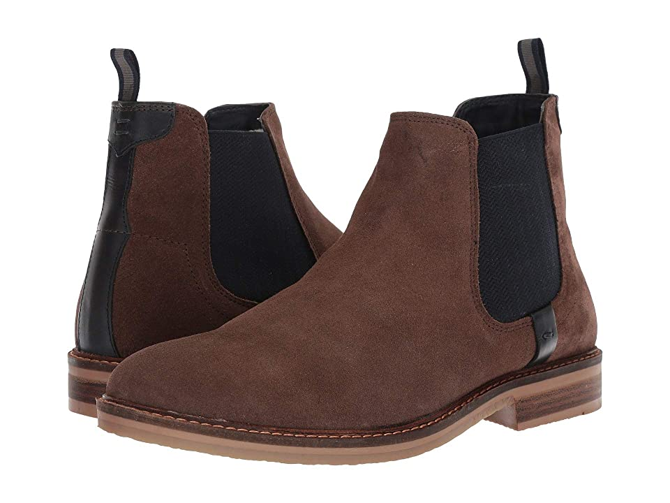 Steve Madden Blackburn (Brown Suede) Men