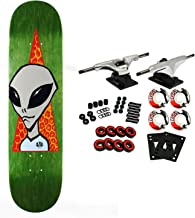Alien Workshop Skateboard Complete Visitor 8.0