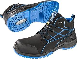 Puma Safety Footwear Mens Krypton Mid Anti Slip S3 Safety Shoes
