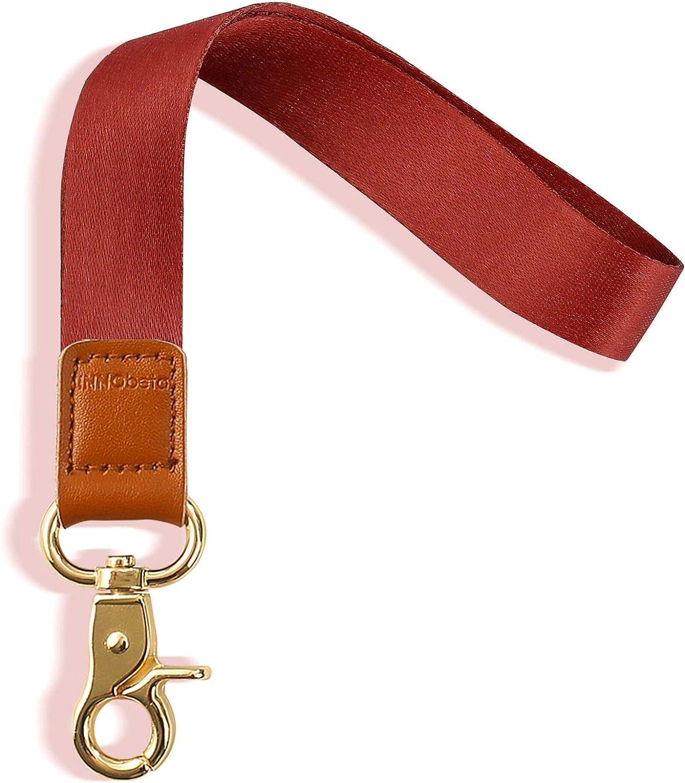 Wristlet Strap for Key, Cute Wrist Lanyard KeyChain Holder for Women and Men
