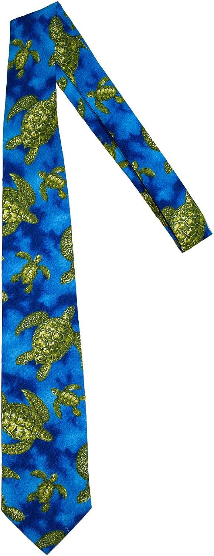 Hawaii Oakland Mall Neckties Hawaiian Phoenix Mall Sea men's Necktie Turtle