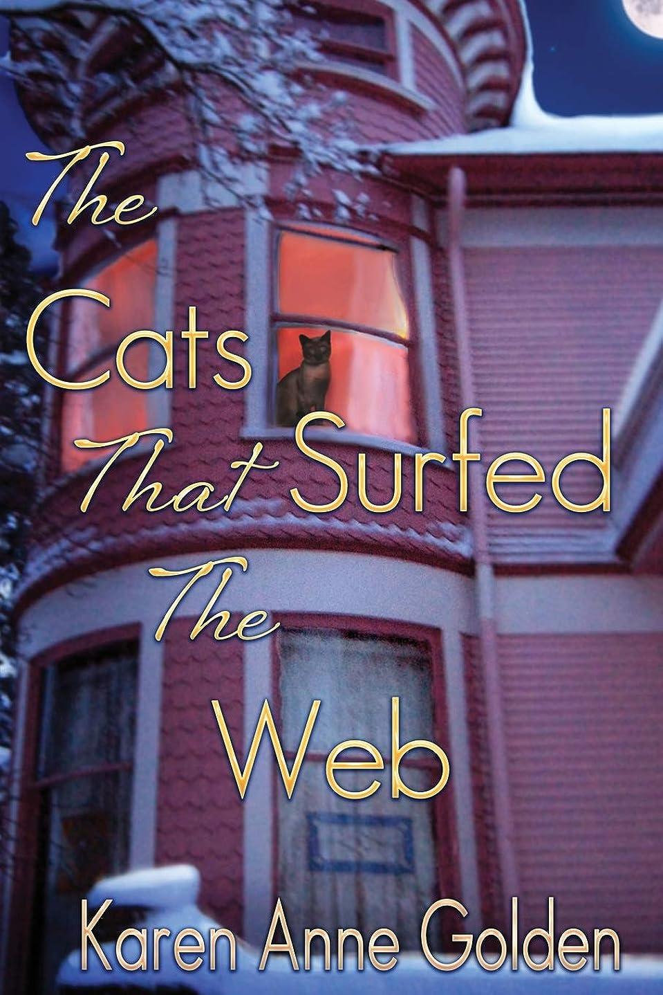 散文支店The Cats that Surfed the Web (The Cats that . . . Cozy Mystery)
