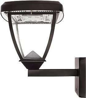Solar Basics SB-118FPW Inversee Solar Light Fixture, 3