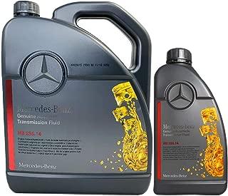 aceite/ fluido de la transmisión automática ORIGINAL de Mercedes Benz ATF 134 6 Litros MB236.14