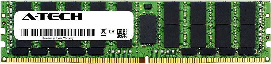 A-Tech 32GB Module for Dell PowerEdge R730 - DDR4 PC4-19200 2400Mhz ECC Load Reduced LRDIMM 2Rx4 - Server Specific Memory Ram (AT316643SRV-X1L1)