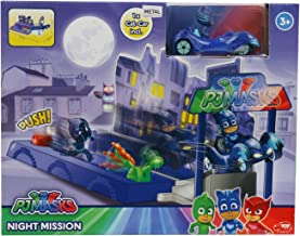 Pj Masks Night Mission Game Set Toy for Kids Age 3 to 8 Years