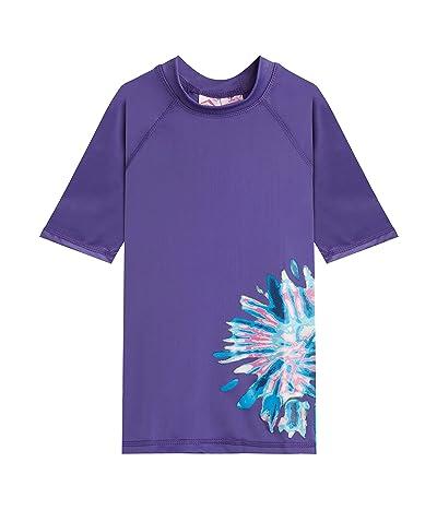 Kanu Surf Karlie UPF 50+ Sun Protective Rashguard Swim Shirt (Toddler)