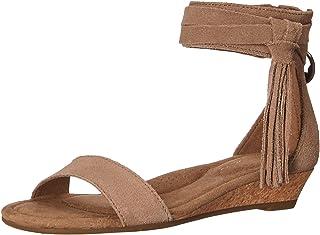 Koolaburra by UGG Women's W Saige Wedge Sandal