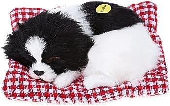 sleeping dog stuffed animal