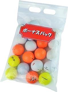 ライト(LITE) ゴルフボール B-58 ロストボール ボーナスパック 20個入り