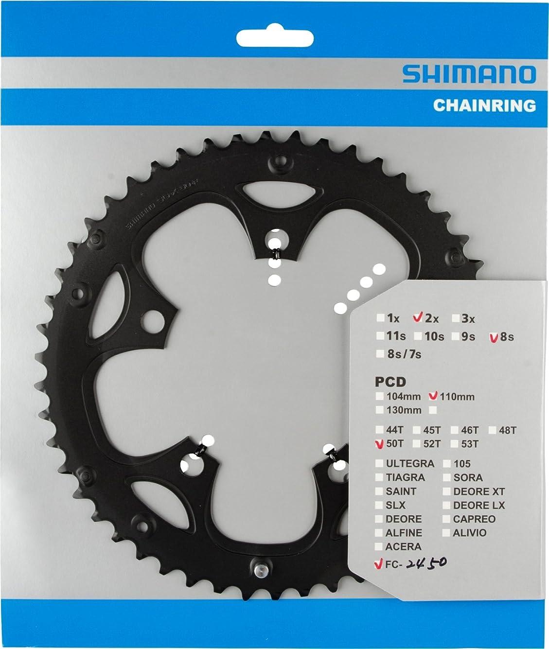 勃起暗黙大惨事SHIMANO(シマノ) チェーンリング FC-2450 50T-F Y1P298