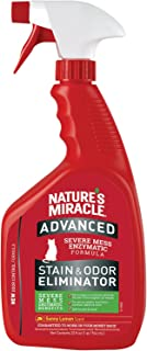 Nature's Miracle Sunny Lemon Advance Cat Stain and Odor Eliminator 32 oz