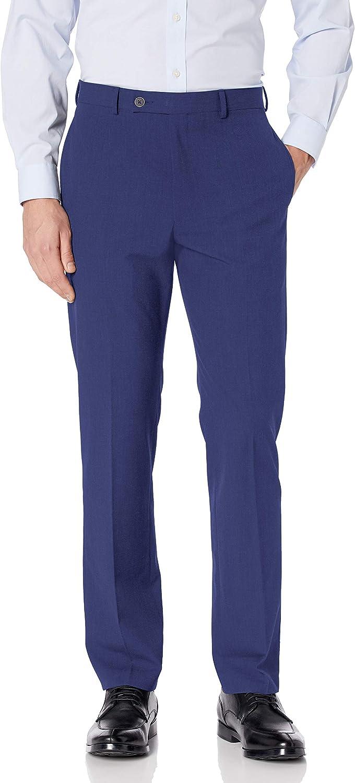 Van Heusen Men's Slim Fit Flex Stretch Suit Separates-Custom Jacket & Pant Size Selection