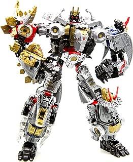 Transformers: Generations Power of the Primes Dinobot Combiner VOLCANICUS Set
