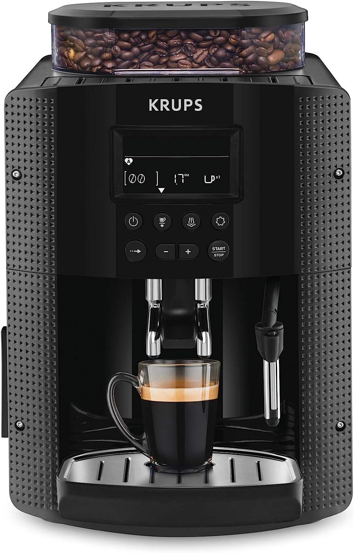 Photo de krups-essential-machine-a-cafe-a-grain-machine-a