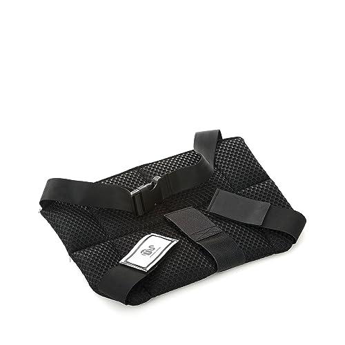 Innovaciones MS 803 - Cinturón para embarazadas, color negro