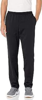 (black, l) - Hanes Sport Men's Performance Sweatpants with Pockets