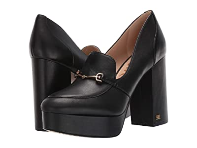 Sam Edelman Aretha (Black Modena Calf Leather) Women