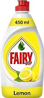 Fairy Lemon Dish Washing Liquid Soap 450 ml