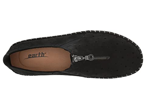 Earth Callisto Black Soft Buck Cheap Sale Buy Outlet Good Selling Cheap Sale Cost ifAldiJX