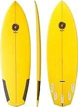 KONA SURF CO. Floater PU Groveler Surfboard Includes Fins and Leash