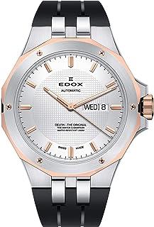EDOX - Delfin The Original Reloj de Hombre automático 43mm 88005 357RCA Air