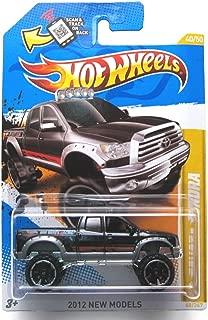 Hot Wheels 2012 New Models #40 / 50 #040 '10 Toyota Tundra Bro Dave's Racing Tampos