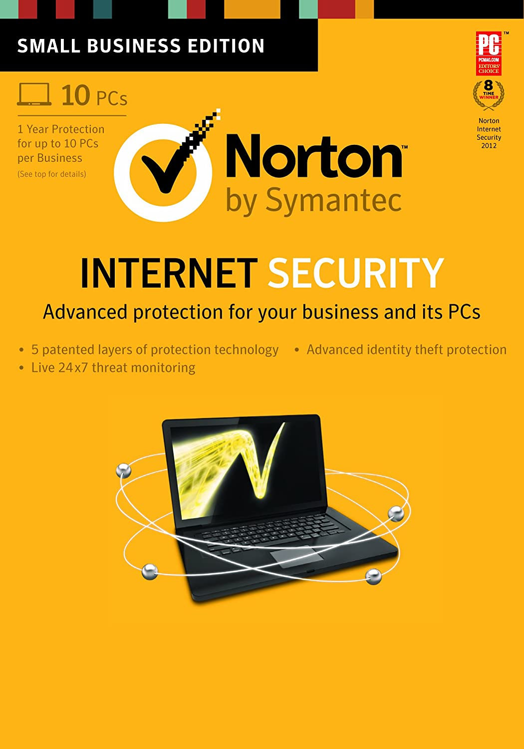 Norton Internet Security 2013 - 10 Old Max 73% OFF trend rank Users Download Version