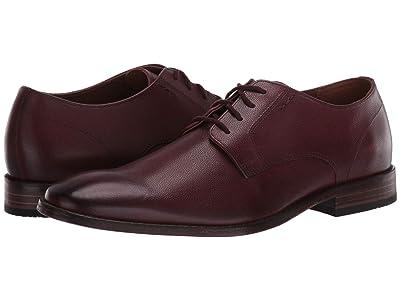 Bostonian Nantasket Fly (Burgundy Print Leather) Men