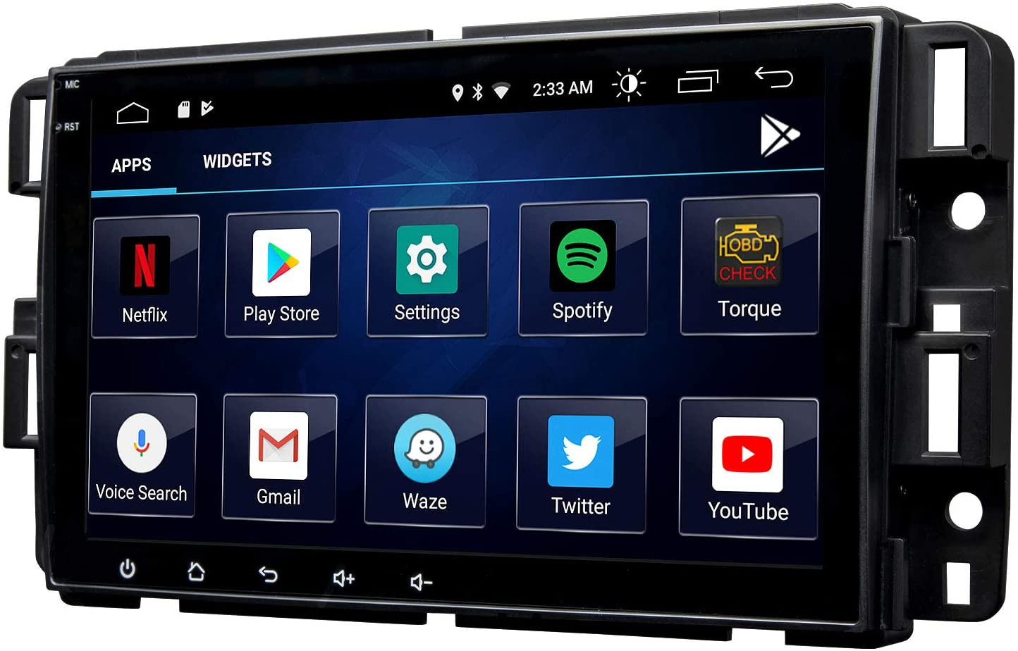 2021 Discount mail order Spring new work Newest Android 10 Double Din Car 8 Eonon R Inch Stereo