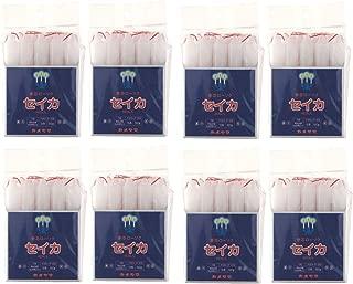 【まとめ買い】カメヤマ 聖火印 15号 角袋(S) 18本入×8個