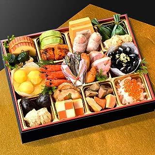 小樽きたいち 海鮮おせち 寿 特別仕様一段重 全21品 (12月30日(月))