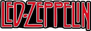 Mystics Market Led Zeppelin - Vinyl Sticker Decal - Full Color Logo car Truck (5