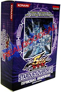 Yu-Gi-Oh! 5D's TCG: Stardust Overdrive Special Edition (3 Packs PLUS Special Promo Variant Card)