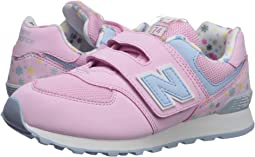 30d2fa6a22aec New balance kids kv574 little kid big kid + FREE SHIPPING | Zappos.com